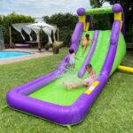 9029 double water slide