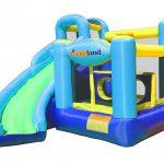 9074b bounceland ultimate combo bounce house