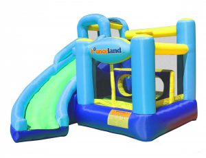 9074b bounceland ultimate combo bounce house