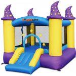 bounceland wizard magic bounce house