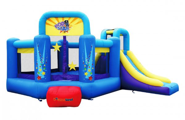 pop star bounce house