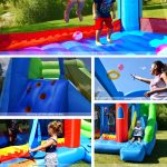 bounceland royal palace bounce house features