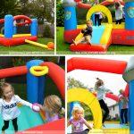 9927 kiddie castle bounce house features