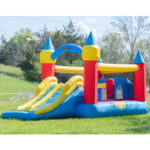 9474 castle obstacle bounce house