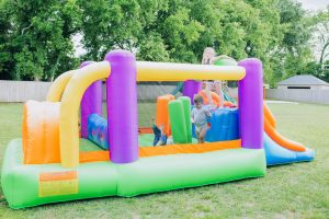 obstacl pro racer bounce houses kids play
