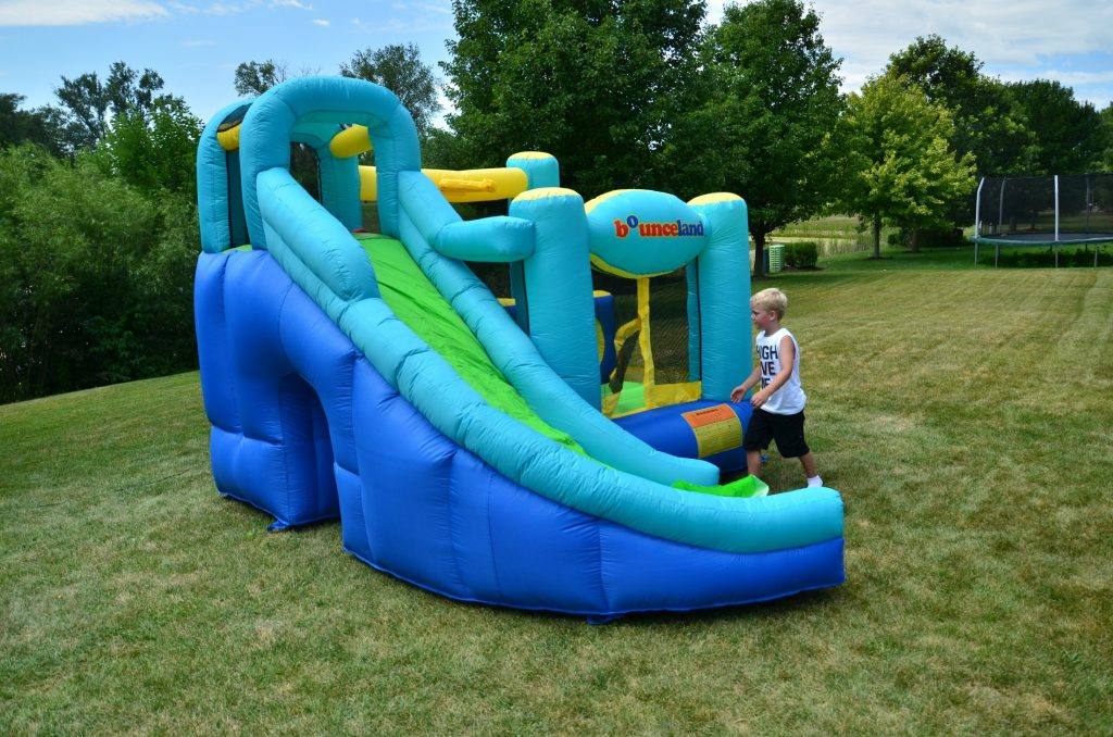 ultimate combo center bounce house