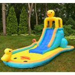 9940D ducky splash water slide pool
