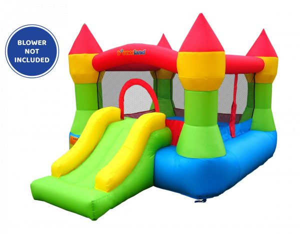 bd-9917 castle bounce house blower not included